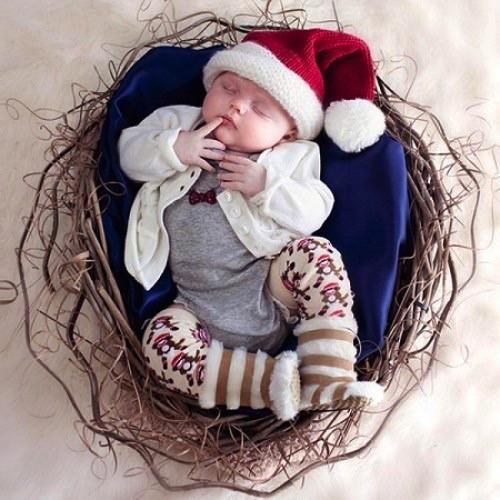 Hug-g-alugs BABY HOLIDAY MONKEY