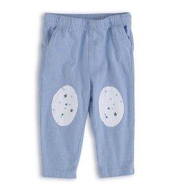 aden+anais Night Sky Blue.Jersey Pants.9-12M