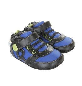 Robeez FRED FIT.BLU/BLK.4
