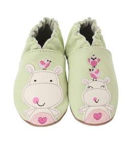Robeez happy hippos.0-6m