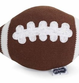 Mud Pie FOOTBALL TOOTH PILLOW
