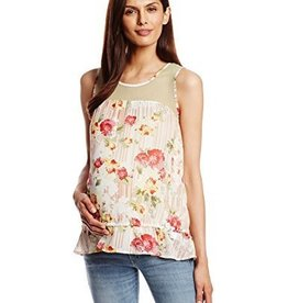 Lilac HOLLY TOP.FLORAL C.XS