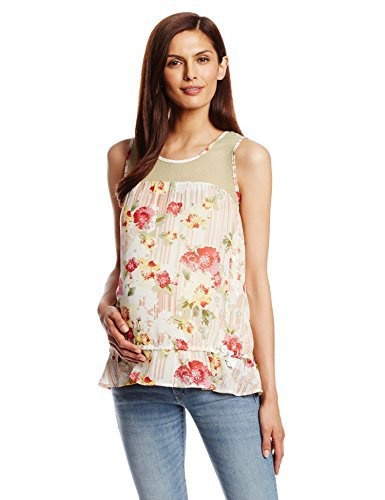 Lilac HOLLY TOP.FLORAL C.M