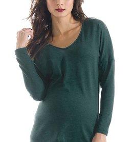 Lilac SUZIE TOP.GREEN.XL