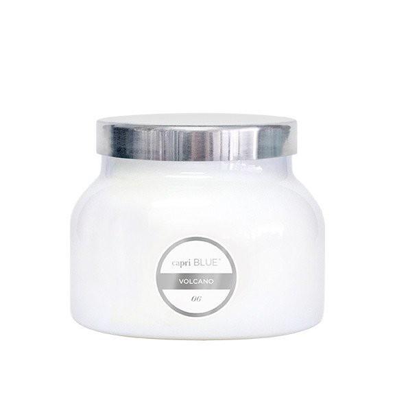 DPM FRAGRANCE DPM- White Jar- Volcano