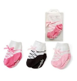 Mud Pie BALLERINA SOCKS.BLACK