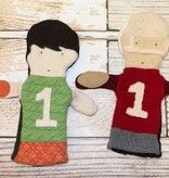 Cate&Levi HAND PUPPET