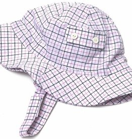 egg SHIRTING SUNHAT.NVY.S
