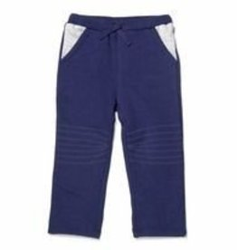 egg FR TERRY PANT.NVY.6Y