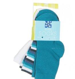 Kickee Pants boy sock set