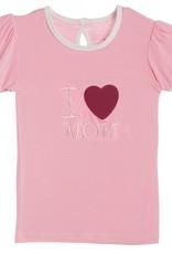 Kickee Pants Lotus I love Mom.4t