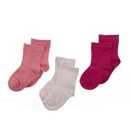 Kickee Pants GIRL SOCKS.6-12M