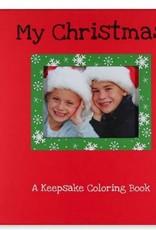 CR GIBSON keepsake coloring book