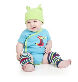 juDanzy trendy toucan gift set.6-9m