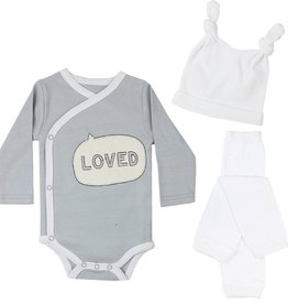 juDanzy loved baby gift set.12-18m