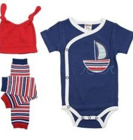 juDanzy sail away gift set.6-9m