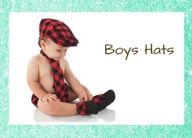 Hats-Boys