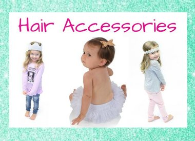 Hair Accessories-Girls