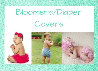 Bloomers/Diaper Covers