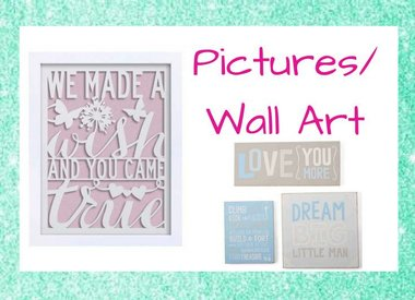 Pictures/Wall Art