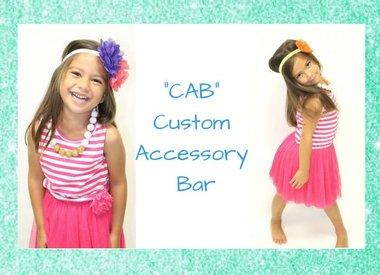 "Custom Accessory Bar ""CAB"""