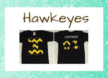 Hawkeyes-U of I