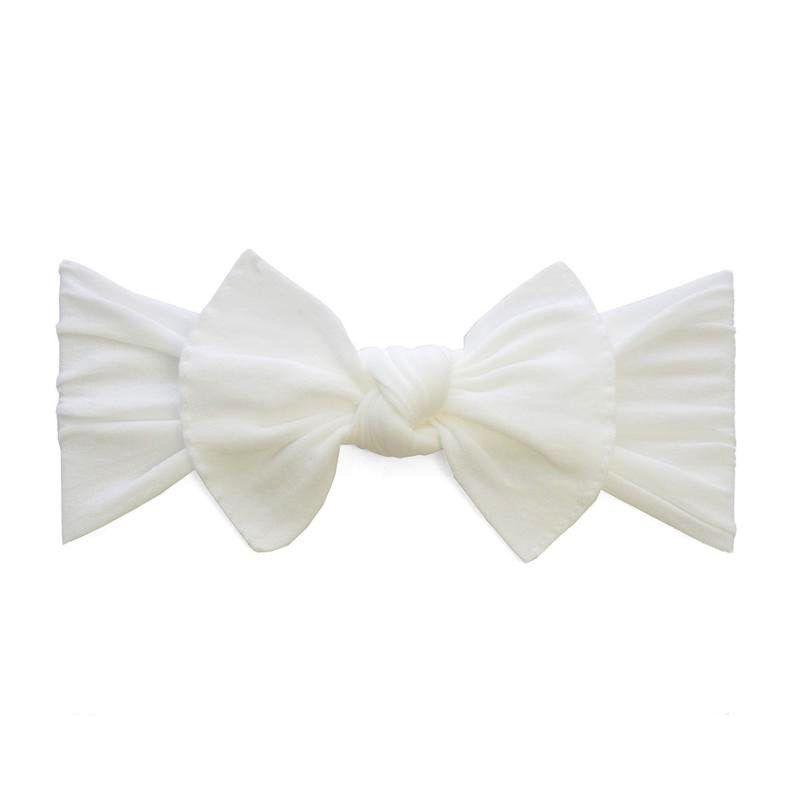 Baby Bling Knot (White)