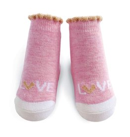 Mud Pie LOVE SOCKS