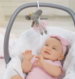 Mud Pie PRINCESS KNIT STROLLER BUDDIES