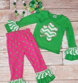 ST. Patricks Day Set. 2T