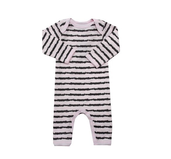 Coccoli Stripe Romper
