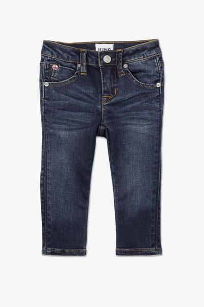 Hudsons CHARGED BLUE JEAN.6