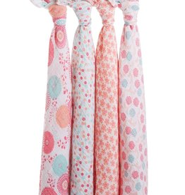aden+anais tea-global garden classic swaddles