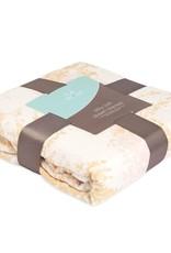 aden+anais metallic primrose birch silky soft dream blanket