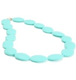 CHEWBEADS HUDSON NECKLACE.TURQUOISE