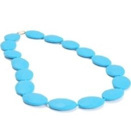 CHEWBEADS HUDSON NECKLACE- DEEP SEA BLUE