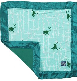 Kickee Pants Print Lovey (Glass Forest Monkey)