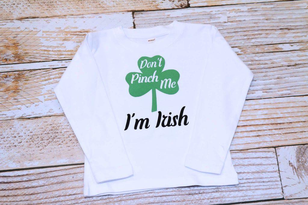 "Lincoln&Lexi ""Don't Pinch Me I am Irish"""