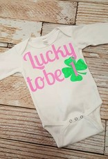 Lincoln&Lexi LUCKY TO BE 1.LS.12-18M
