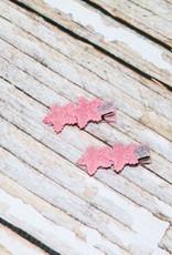 Lincoln&Lexi Mini Glitter Clips