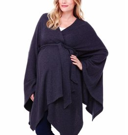 Ingrid & Isabel Belted Cozy Wrap