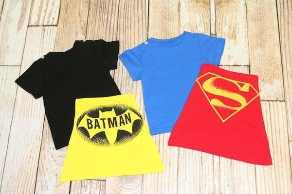 Superhero T Cape