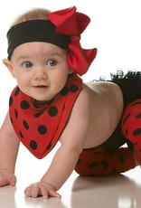 juDanzy Ladybug Leg Warmers