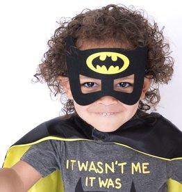 Lincoln&Lexi Superhero Cape & Masks-Batman