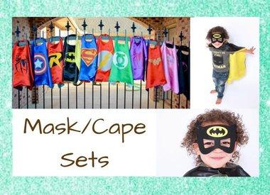 Superhero Capes/Masks