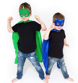 Lincoln&Lexi Superhero Cape & Mask Set-Catboy