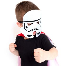 Lincoln&Lexi Superhero Cape & Mask Set-Stormtrooper