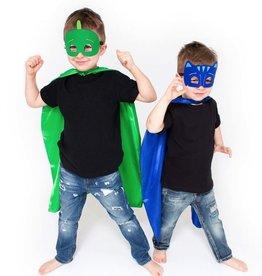 Lincoln&Lexi Superhero Cape & Masks-Gekko