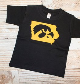Lincoln&Lexi Hawkeye State T-Shirt