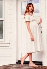 Ingrid & Isabel Off The Shoulder Midi Dress